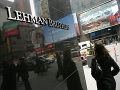 Falimentimi i Lehman trondit bursat