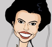Anjeza Shahini - Karikature