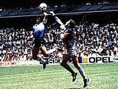 Maradona dhe 'La Mano de Dios'