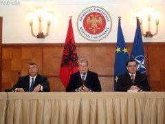 FMN ne Tirane, per reduktimin e buxhetit