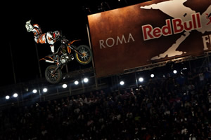 Turneu Bot�ror i Red Bull X-Fighters 2010 / Rome / Itali