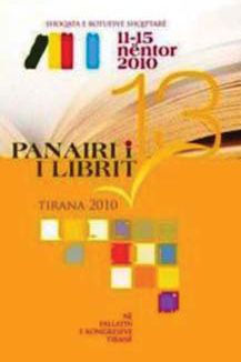 """Panairi i librit """"Tirana 2010"""""""