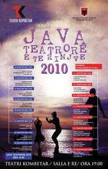 Java Teatrore e të Rinjve