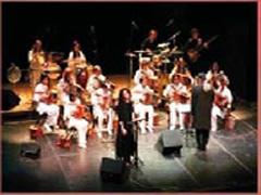 Nje orkester italiane ne Shtepine