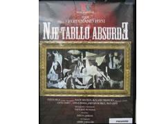 Teatri Kombetar shfaq 'Nje tablo absurde'