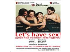 'Le te bejme seks' ne Metropol