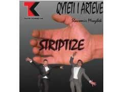 'Striptiz' i Mrozhekut ne Teatrin Kombetar