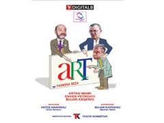 Komedia 'Art' ne Teatrin Kombetar