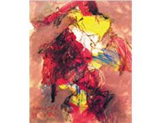 Ekspozita e perhershme e piktorit Leonard Voci
