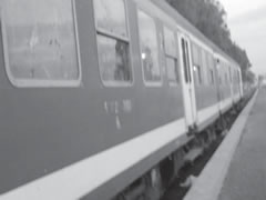 Nje udhetim me tren
