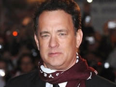Tom Hanks, ne nje film shqiptar