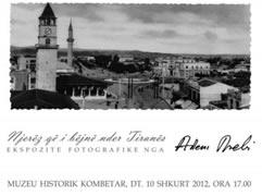 'Njerez qe i bejne nder Tiranes' ne Muzeun Kombetar