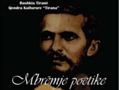 'Mbremje Poetike' ne Teatrin Metropol