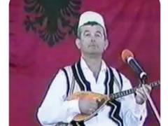 Koncert recital i kantautorit Esat Ruka