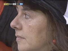 UEFA inskenoi tifozen e perlotur gjermane