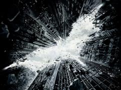 'The Dark Knight Rises' fiton 160 milione dollare gjate fundjaves
