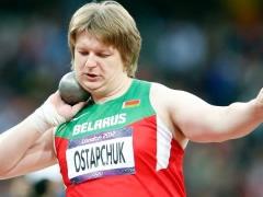 Atletes bjelloruse i hiqet medalja e arte per hedhje gjyle