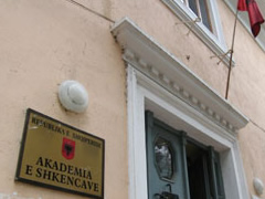 40 vjet shkence akademike, Berisha: Te ngrihet ne piedestal gjuha shqipe