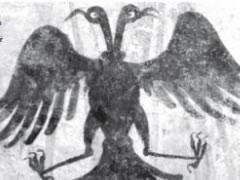 Ismail Qemali ngriti flamurin e Kastrioteve nje simbol ilir