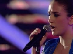 Elhaida Dani shkon ne finalen e 'The Voice Of Italy'