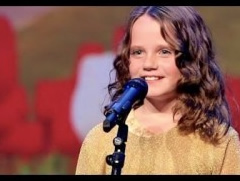 9-vjecarja mahnite jurin ne Holland's Got Talent