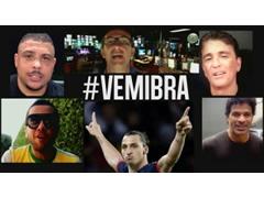 VemIbra, kampionet braziliane ftojne Ibrahimovic ne Boteror