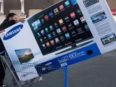 Televizori na pergjon! Samsung: Kujdes kur flisni
