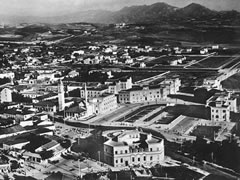 Kjo foto tregon se si ishte Tirana ne vitet '40.