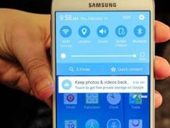Samsung Galaxy S6 eshte smartfoni me ekranin me te mire ne bote