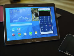 Blackberry prezanton tableten 2300 Dollare