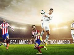 Real -Atletiko, koeficientet anojne nga 'Los Blancos'
