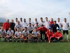 Klubi shqiptar Rilindja merr pjese ne Kupen e Mbretit ne Norvegji