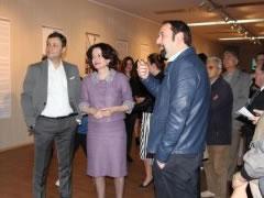 Celet ekspozita 'Banesat e Parafabrikuara – Histori me Beton'