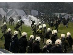 Greqia drejt perjashtimit nga UEFA dhe FIFA