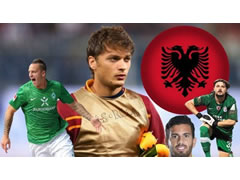 A e keni ditur se keta futbolliste jane shqiptare?