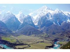 Devijimi potencial i ujrave te lumenjve Vjosa dhe Radika