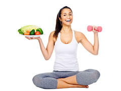 Fitnes, ushqimi i duhur per kedo qe stervitet