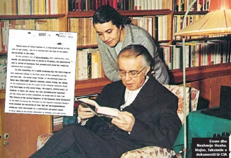 Zbulohet dokumenti sekret i CIA: Ja si do sillej Enveri po te vdiste Nexhmije Hoxha