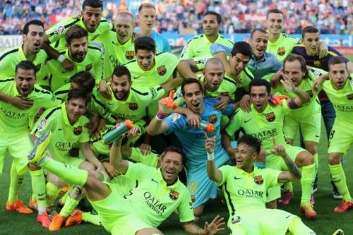 Ja cfare shkruajne mediat boterore per Barcelonen