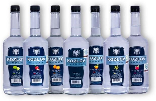 Meksika prodhon vodka me shqiponjen dy krenare