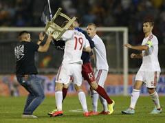 Zyrtare: CAS shtyn serish vendimin per ndeshjen Serbi-Shqiperi