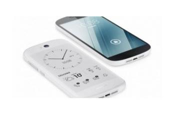 Risia teknologjike, prezantohet telefoni me dy ekrane