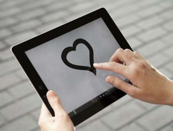 Dashuria online, rregullat per ta gjetur