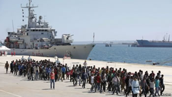 Raporti: 2015-a, viti i emigranteve