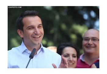 Erion Veliaj behet sot kryebashkiaku i ri i Tiranes