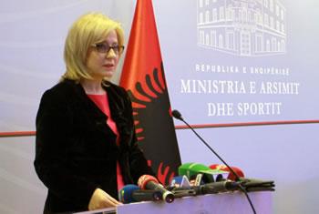 Ministrja Nikolla: Ja si ndryshon arsimi i larte me ligjin e ri