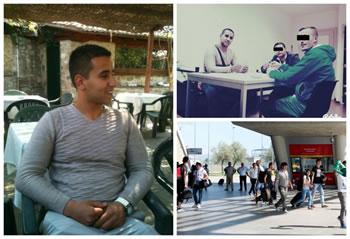 Flet azilkerkuesi: 'Ne kamp ziheshim per buke'