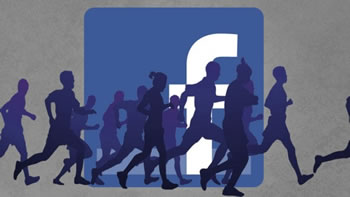 Nese 'Facebook' do te ishte shtet, ai do te kishte popullsine me te madhe ne bote