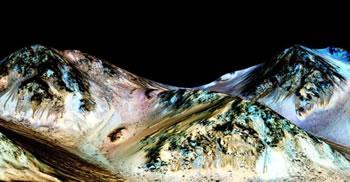 Ne Mars ka uje, e konfirmon NASA
