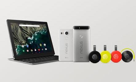 Tablet, smartphone dhe tv, ja si i pergjigjet Google kompanise Apple
